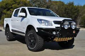 BULLBARS XROX WINCH BAR HILUX TRITON COLORADO DMAX ETC Osborne Park Stirling Area Preview