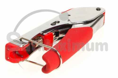 Compression Tool for RG59 RG6 BNC RCA Coaxial Connector Coax Crimper F Type