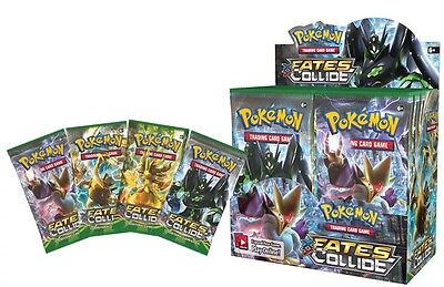 Pokemon TCG: Fates Collide Booster Pack Factory Sealed