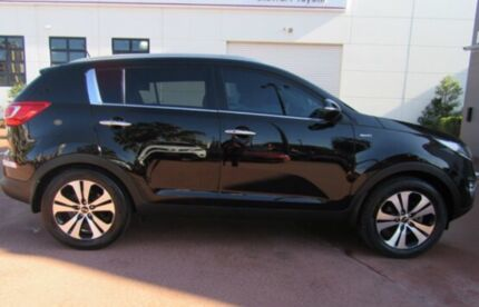 2013 Kia Sportage Wagon North Ward Townsville City Preview
