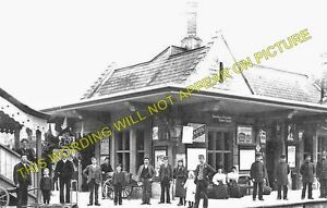 Bradford-on-Avon Railway Station Photo. Freshford to Staverton and Trowbridge