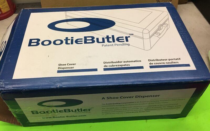 BootieButler shoe cover dispenser