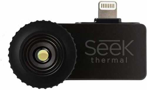 Seek LW-AAA Thermal Compact Imaging Phone Camera for iOS