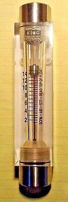 King Instrument 7511 Series Rotameter 7511312b05