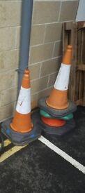 Free road cones