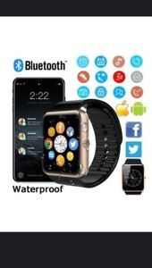 Two smart watches