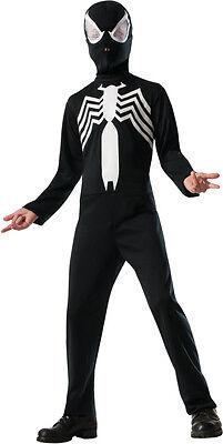 Ultimate Spider-Man Black Costume - Child Spiderman Costume