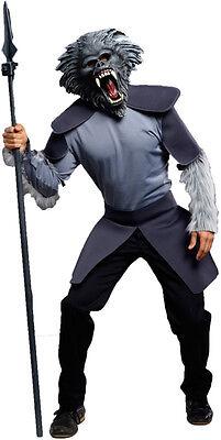 TEEN BOYS DELUXE BABOON Costume Tunic Mask Wings Young Man 34 36 Wizard Oz](Baboon Costume)