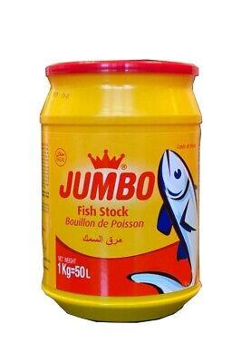 Jumbo Fish Stock - 1kg