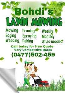 Lawnmowing Molong Cabonne Area Preview