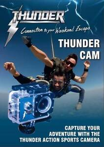 THUNDER ACTION SPORTS CAMERA Redcliffe Belmont Area Preview