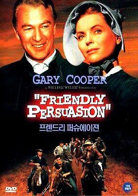 Friendly Persuasion New Dvd   Gary Cooper