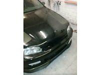 Honda Civic Eg 92 Carbon Fibre Bonnet 3DR