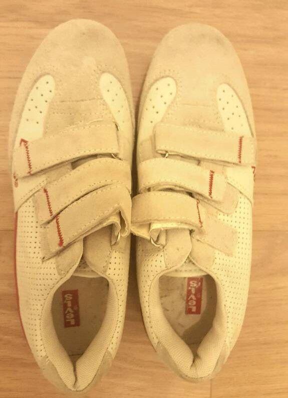 Levi's ladies/women's trainers/sneakers- BRAND NEW UNUSED - worth £70