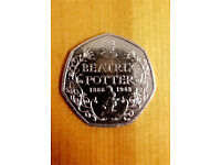 2016 Limited Collectors Edition 50p