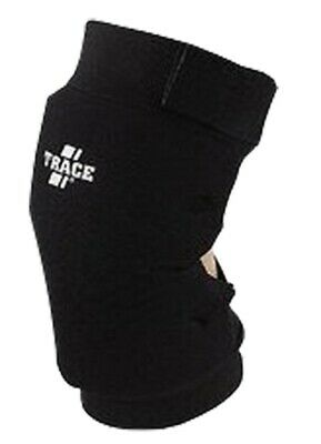 Trace 41000 Knee Guard - Short Style Softball Sliding Guard Black FREE SHIPPING Softball Sliding Knee Guards