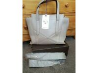 Nica handbag in mink