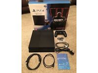 Sony PlayStation 4 Black Ops III - Limited Edition 1 TB, Controller & 3 Games