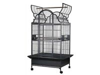Large parrot cage from Rainforest cages