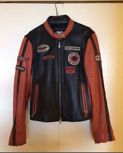 Harley Davidson Riding Jacket- Women's Medium