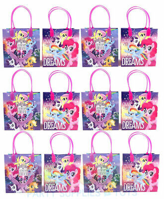 My Little Pony Birthday Party Favor Goodie Goody Treat Gift Candy Loot Bags NEW! - My Little Pony Bags