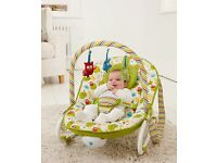 Mothercare Owls 2 in 1 Rocker and Bouncer - UNUSED - £15
