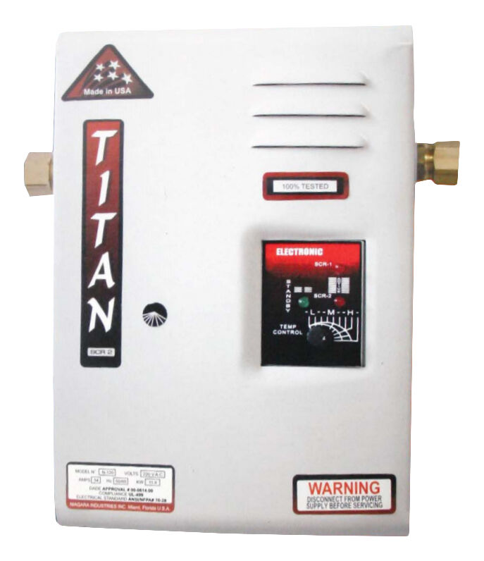 Water heaters ebay titan n120 scr2 whole house tankless water heater 118kw fandeluxe Image collections