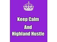 Highland Hustle Dance fitness class