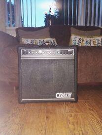 Crate g60xl guitar amp