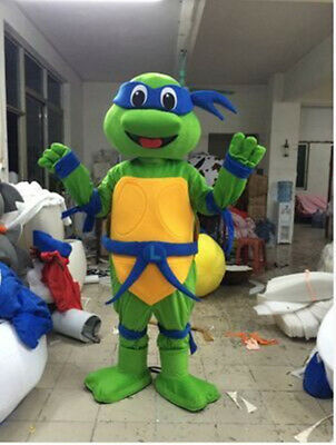 Tortoise Halloween Costume (2019 Turtle Mascot Costume Tortoise Halloween Party Fancy Cosplay Dress Hot)