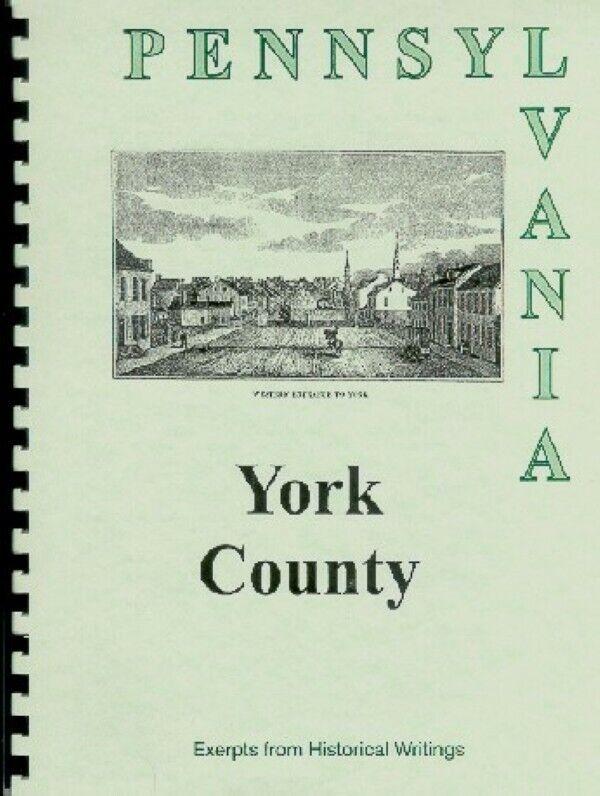 History of York County PA Hanover, Pennsylvania