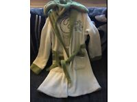 Yoda bathrobe/dressing gown 7/8