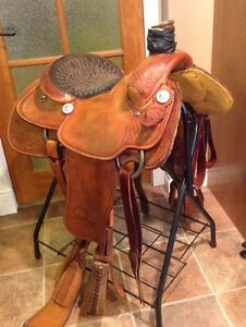 Billy Cook Classic Roping Saddle