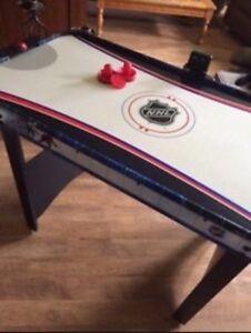 NHL DIGITAL AIR HOCKEY TABLE