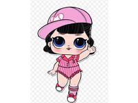 LoL doll Short Stop New