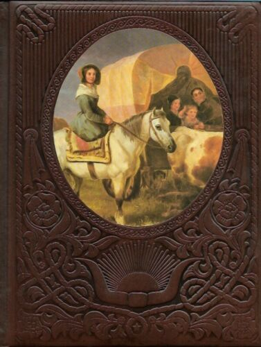 The Women Time Life Old West Series 1979 2nd Print Book Leatherette