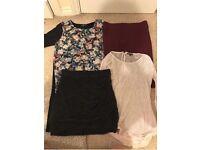 Warehouse Clothing Bundle Size Ten - free skirt!