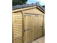 ** Now Rented ** Garage sized storage available to rent in Aldershot. Over 120sqft - £95 pm