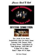 RHYTHM CONNECTION @ The Spa Bar & Restaurant Melbourne CBD Melbourne City Preview
