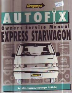 Mitsubishi express workshop manual cars vehicles gumtree mitsubishi express workshop manual cars vehicles gumtree australia free local classifieds fandeluxe Images