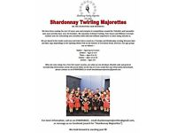 Shardonnay Majorettes (South Leeds) Recruiting!