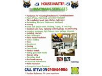 Housemaster Professional Handyman Services Let US put the DO......in Your Do list!
