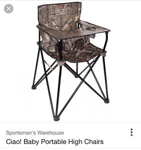 Looking for - Ciao Baby fold up High chair
