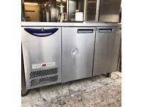 Williams two Door Bench freezer