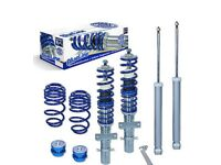 JOM BLUELINE COILOVER SUSPENSION KIT - Audi A1 1.6 tdi s line 2014 coilovers