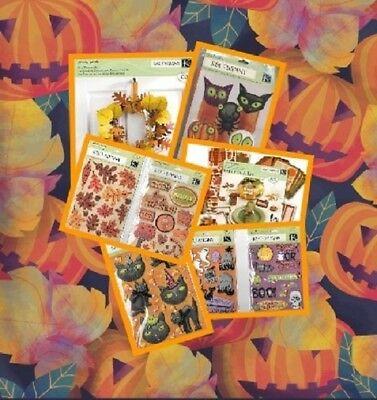 Halloween Party List (K & Company Halloween/Autumn/Fall EXTRAVAGANZA!  MANY ITEMS-CHECK THE)