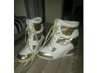 Shoe size 3