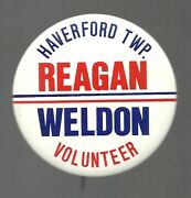 Ronald Reagan Pinbacks