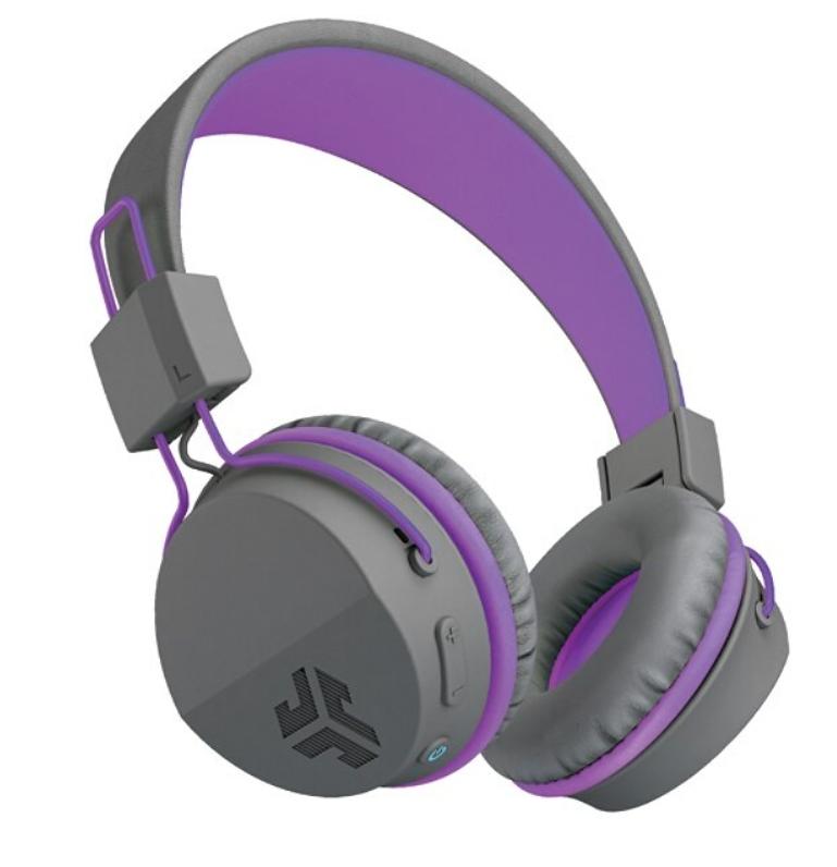 JLab Intro Bluetooth Wireless On-Ear Headphone w/ Universal