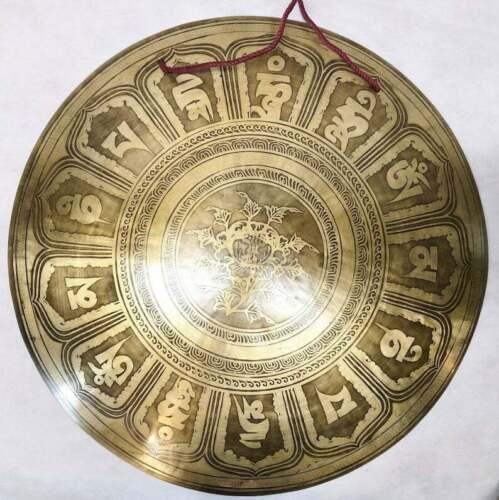 20 Inch Sound Bath meditation yoga session Chakra Balancing Gongs - Large Gong